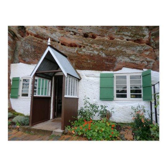 Kinver Edge Rock Houses Postcard
