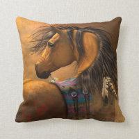 Kiowa Gold Designer Pillow