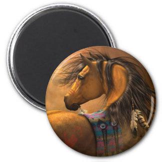 Kiowa Gold Magnet