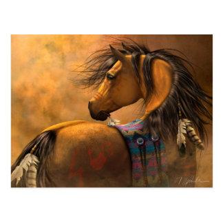 Kiowa Gold Postcard