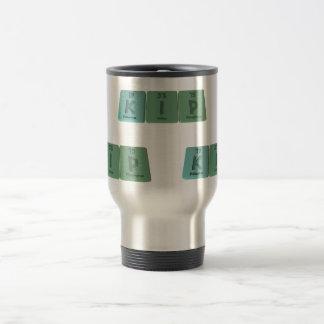 Kip as Potassium Iodine Phosporus Travel Mug