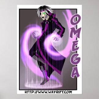 Kip OMEGA Poster