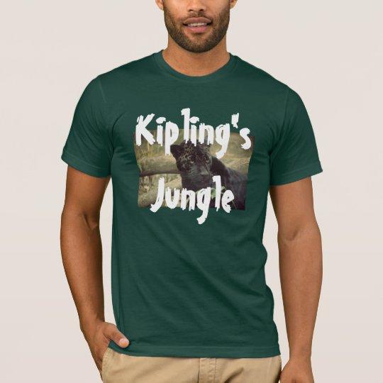 Kipling's Jungle: Bagheera T-Shirt