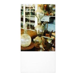 Kipp's Apparatus Photo Card Template
