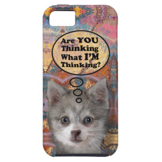 ¿Kippy es usted que piensa? Casamata dura iPhone 5 Coberturas