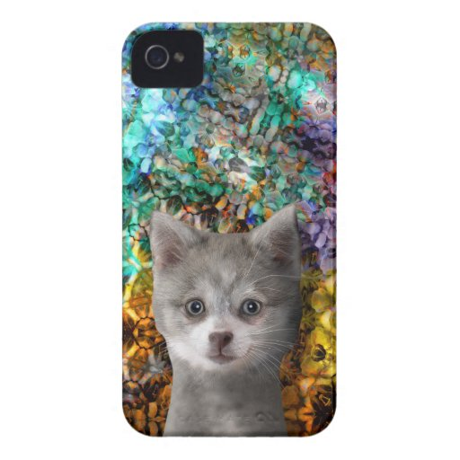 Kippy's Crystal Castle Mate ID Case-Mate iPhone 4 Cases