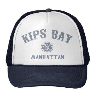 Kips de bahía gorras de camionero