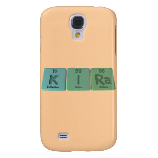 Kira as Potassium Iodine Radium Galaxy S4 Cases