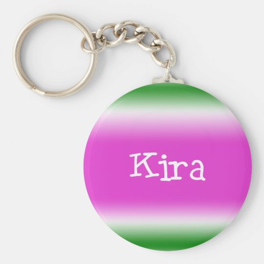 Kira Keychain