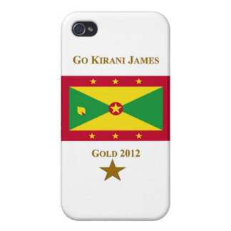 kirani for gold iPhone 4 cover