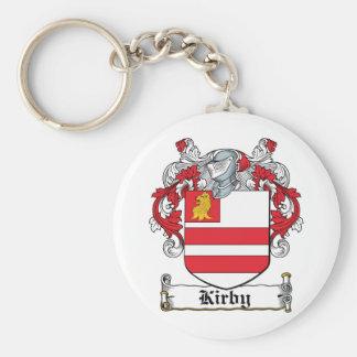 Kirby Family Crest Keychain