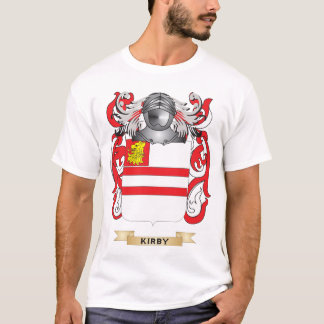 Kirby-(Ireland) Coat of Arms (Family Crest) T-Shirt