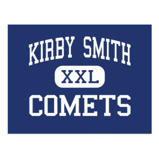 Kirby Smith Comets Middle Jacksonville Postcard