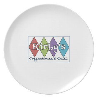 Kirby's Coffeehouse and Grill Plate