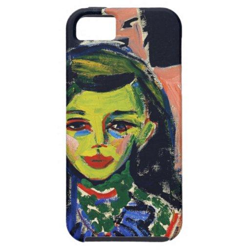 Kirchner Franzi y silla iPhone 5 Carcasas