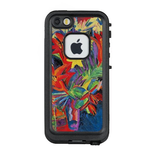 Kirchner - Still Life with Lilies LifeProof FRĒ iPhone SE/5/5s Case