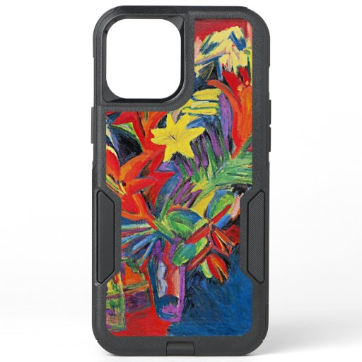 Kirchner - Still Life with Lilies OtterBox Commuter iPhone 12 Pro Max Case