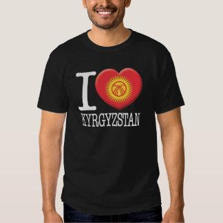 Kirguistán 2 poleras