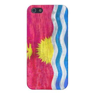 Kiribati apenó la bandera iPhone 5 funda