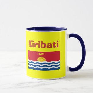Kiribati Bold KI Mug* / キリバスマグ Mug