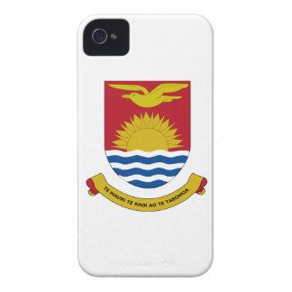 Kiribati Coat of Arms iPhone 4 Case
