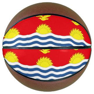 Kiribati Flag Basketball