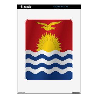 Kiribati flag iPad decal