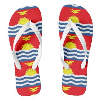 Kiribati Flag --.png Flip Flops