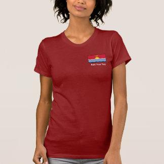 Kiribati Flag Tshirt