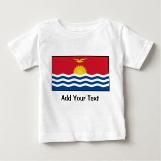 Kiribati Flag Tee Shirt