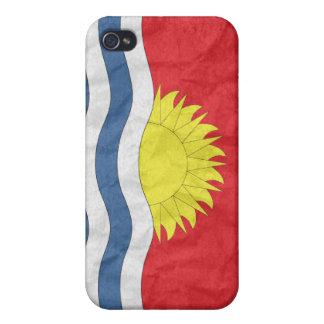 Kiribati iPhone 4/4S Case