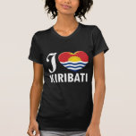 Kiribati Love W T-shirt