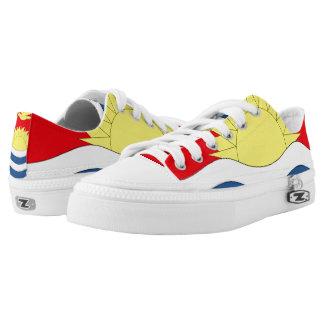 Kiribati Low-Top Sneakers