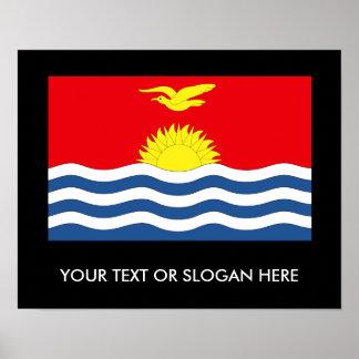Kiribati Poster