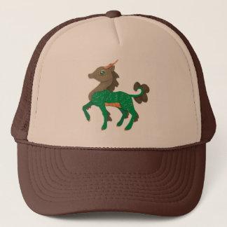 Kirin - digital paper cut-out trucker hat