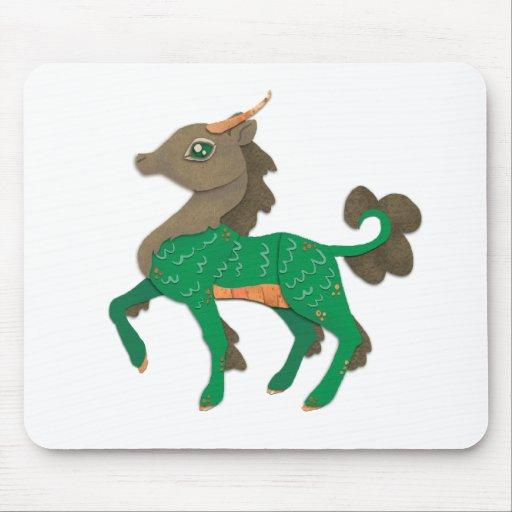 Kirin - recorte de papel digital tapetes de raton