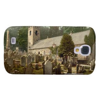 Kirk Braddan, Douglas, Isle of Man, England Samsung Galaxy S4 Cover
