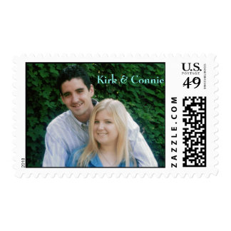 Kirk & Connie Stamps