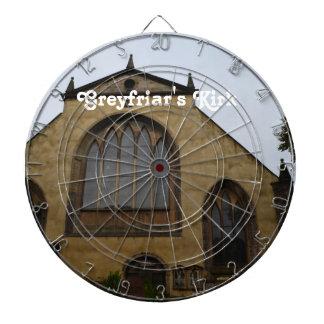 Kirk de Greyfriar Tabla Dardos
