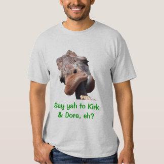 Kirk & Dora Giraffe T-shirt