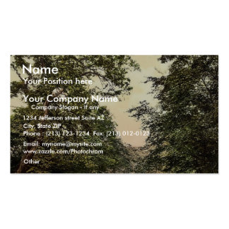 Kirkby Stephen Stenkreth Lake District England Business Card Templates