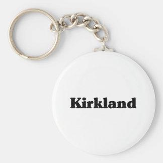 Kirkland Classic t shirts Key Chain