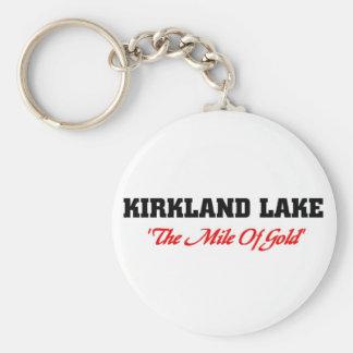 Kirkland Lake Key Chains
