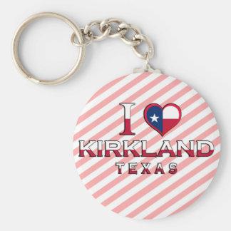 Kirkland Texas Keychains