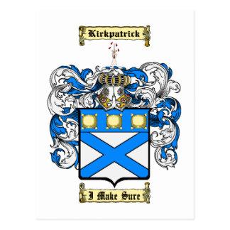 Kirkpatrick (Escocia) Postal