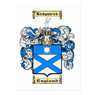 Kirkpatrick (Inglaterra) Tarjetas Postales