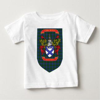 Kirkpatrick Kilpatrick crest Colquhoun Blue-Green Baby T-Shirt