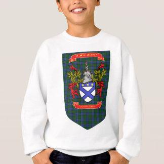 Kirkpatrick Kilpatrick crest Colquhoun Blue-Green Sweatshirt