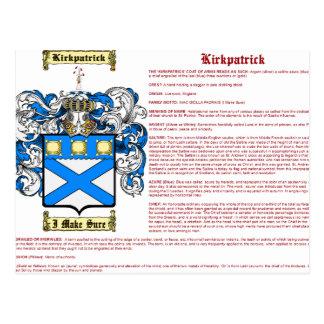 Kirkpatrick (significado (Liverpool)) Postales