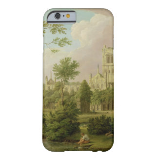 Kirkstall Abbey, Yorkshire, 1747 (oil on canvas) Barely There iPhone 6 Case